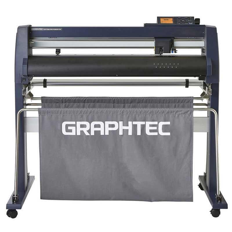 Graphtec FC9000-75 - Máy cắt decal khổ 75cm Nhật Bản bế nhanh, cắt dài đẹp