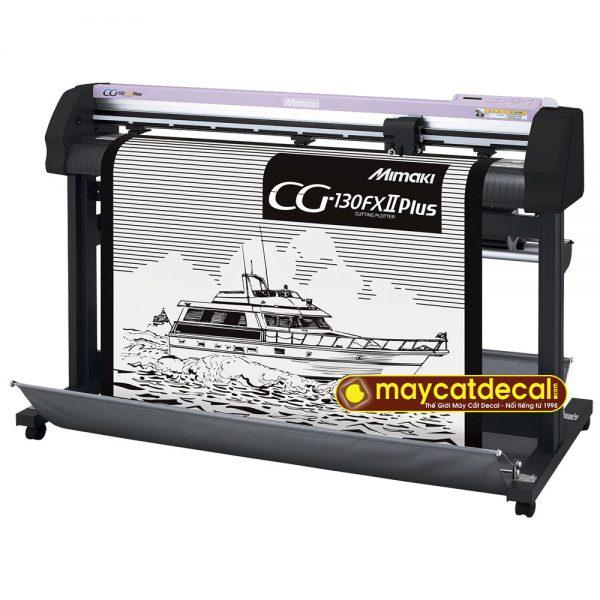 Mimaki CG-130FXII Plus - Máy cắt bế decal bế cực đẹp, cắt dài không lệch