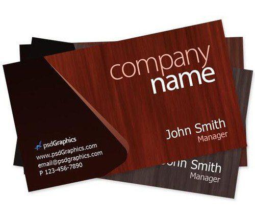 8 thông tin cần thiết của một name card